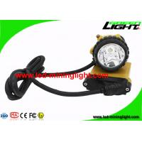 Buy cheap Explosion Proof Mining Cap Lights 25000 Lux Highest Lumens For Opening Pit from wholesalers