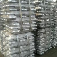 Buy cheap Aluminum Ingots, Available in Silver White, Clean and Smooth product