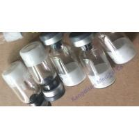 Buy cheap Ipamorelin Acetate Peptide Human Growth Factor 170851-70-4 Penta Peptide Hormone from wholesalers