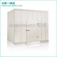 Buy cheap Automatic Defrost Cold Storage Warehouses , Restaurant Cold Room 13HP from wholesalers