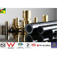 Buy cheap PEXa Pipe Oxygen Barrier Underfloor Hydraulic DN10-50 SDR 7.4 PN20 10bars OEM Rehau Crimp Pushfit Watermark from wholesalers