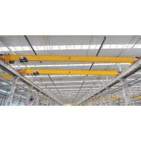 Buy cheap Warehouse 50kn-4800kn European Overhead Crane Fast And Smooth Loading from wholesalers