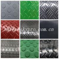 Buy cheap Wear Resistant PVC Vinyl Plastic Sheet , Wear Resistant Laminated Car Floor Mats product