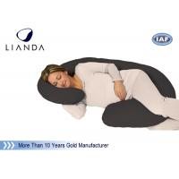 Buy cheap C Shaped Maternity Pregnancy Pillow Baby Nursing Washable Cover Anti - Apnea from wholesalers