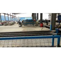 Buy cheap Construction Roll Mesh Welding Machine With Touching Screen from wholesalers