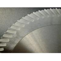 Buy cheap 1010mm High speed steel DMo5 segmental circular saw blade for metal work cutting from Wholesalers