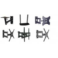 Buy cheap Full motion X4 32-52 inch LCD TV universal telescopic retractable wall bracket TV mount from wholesalers