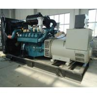 Buy cheap Korean Doosan Diesel generator Set from wholesalers