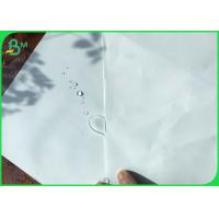 Buy cheap Tear Proof Stone Paper For Banners And Shopping Bags ,  0.8 - 1.4 density 60gsm to 560gsm from wholesalers