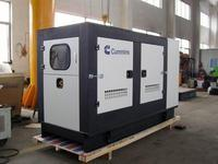 Buy cheap 300KW / 375KVA cummins diesel generator sets , 4-Cycle from wholesalers