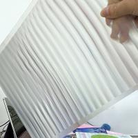 Buy cheap OK3D Widely-used Plastic Lenticular PET Material100 Lpi 3D Film Lenticular Lens Sheet Matericals With High Transparency product