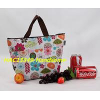 Buy cheap Flower cooler bag in polyester fabric-HAC13349 product