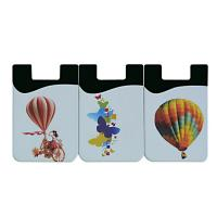 Buy cheap 3M Sticker Silicone Credit Card Holder Made Of Non Toxic Top Grade Materials from wholesalers