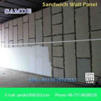 Buy cheap Lightweight Prefab house Interior Sandwich Wall Paneling Partition from wholesalers