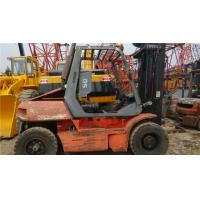 Buy cheap toyota 5ton used forklift for sale from wholesalers