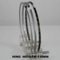 Buy cheap Ranger Power Sealed Piston Ring Set Zirconium-plating , HINO H07D 13011-2650A from wholesalers
