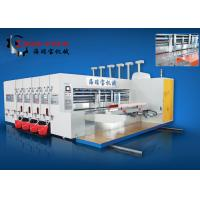 Buy cheap Automatic Flexo Printer Slotter Carton Machine Electric Driven For Carton Box from wholesalers