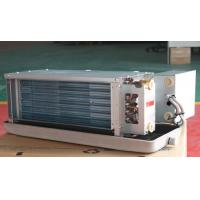 Buy cheap Ducted Chilled Water Horizontal Fan Coil Unit High ESP 100Pa from wholesalers