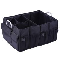 Buy cheap Classic Black Washable Car Trunk Organizer Modular Design For SUV from wholesalers