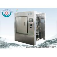 Buy cheap Automatic Hinge Door CSSD Sterilizer 1000 Liter With Safety Working System from wholesalers