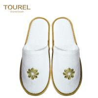 Custom Made Disposable Guest Slipper Closed Toe Four