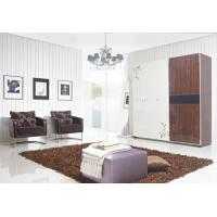 Buy cheap Apartment interior project Custom Furniture Modern Wooden Sliding door Wardrobe closet from wholesalers