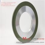 Buy cheap Surface coating hot spraying resin bond diamond grinding wheel Alisa@moresuperhard.com from wholesalers