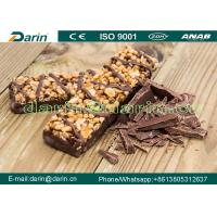 Buy cheap Chocolate Candy Bar, Cereal Bar Making Machine With Worldwide Guarantee from wholesalers