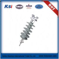 Buy cheap High Voltage Composite pin  insulator / Polymer insulator from wholesalers