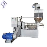 Buy cheap Industrial Screw Oil Press Coconut Oil Making Machine 400 - 750 Kg/H Capacity 37kw from wholesalers