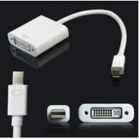 Buy cheap Mini Display Port MDP Male to DVI Female Adapter Cable from wholesalers