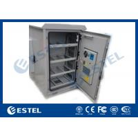 Buy cheap Equipment Enclosures Outdoor Battery Cabinet IP55 With Anti Theft Three Point Lock from wholesalers