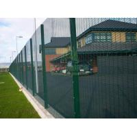 Buy cheap Serried horizontal wire fence from wholesalers