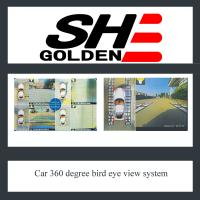Buy cheap 360 degree round view car parking system with 4 camera recording system use for all vehicle from wholesalers