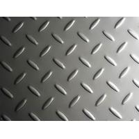 Buy cheap China ASTM 304 316 4x8 Diamond Checkered Plate Manufacturers In Foshan from wholesalers