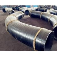 Buy cheap OD530mm A106B 35 Deg Steel Bend PE Coated R=4D for Gas Pipeline from wholesalers
