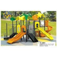 Buy cheap LLDPE Plastic Rubber coat Steel Backyard Kids Outdoor Playground Equipment for School from wholesalers