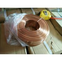 Buy cheap Copper Coated / Galvanized Flat Stitching Wire 2.0mm X 0.5mm For Corrugated Box from wholesalers