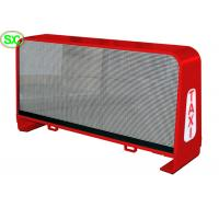 Buy cheap P5 Double Side Taxi led sign for car waterproof car led sign display screen from wholesalers