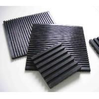 Buy cheap Custom Anti Vibration Pads / Vibration Isolation Pad / Groove Rubber Pads product