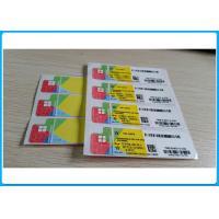 Windows COA License Sticker Microsoft Windows 7 Professional 32 Bit Sp1 64 Bit Key