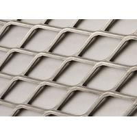 Buy cheap Mild Steel Diamond Mesh Panels Hole 4*8 Durable Appearance OEM ODM Service from wholesalers
