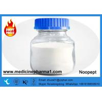 Buy cheap 99% Nootropic Powder Noopept Pharmaceutical Chemical CAS 157115-85-0 from wholesalers