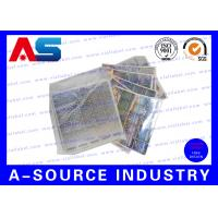 Buy cheap Scratch Off Security Sticker With Serial Number from wholesalers