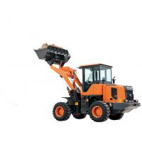Buy cheap High Security Tracked Backhoe Wheel Loader Easy Operation CE / ISO Certification from wholesalers