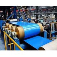 Buy cheap Color Coated Aluminum Coil , Thickness 0.2-0.65mm For Composite Panel from wholesalers