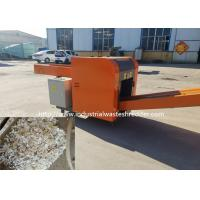 Buy cheap Fireworks Paper Recycling Rag Cutting Machine NewsPaper Kraft Paper Book Shredder from wholesalers