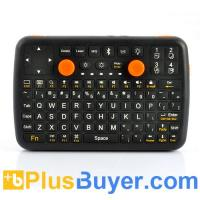 Buy cheap Mini Bluetooth QWERTY Gaming Keyboard for Android TV, Windows & Android PC, MAC from wholesalers