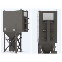 Buy cheap High Efficiency Pulse Jet Dust Collectors / Filter Cartridge Dust Collector Systems from wholesalers