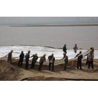 Buy cheap staple fibers needle punched geotextile, from wholesalers